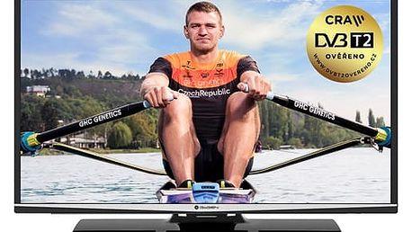 Televize GoGEN TVF 32N571 STWEB černá + DOPRAVA ZDARMA