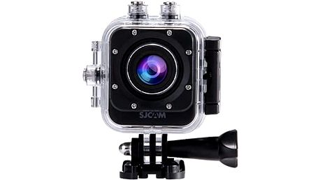 SJCAM M10 CUBE PLUS sportovní kamera - černá
