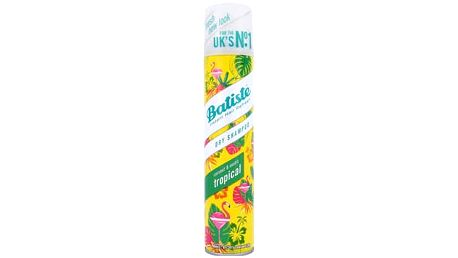 Batiste Tropical 200 ml suchý šampon W