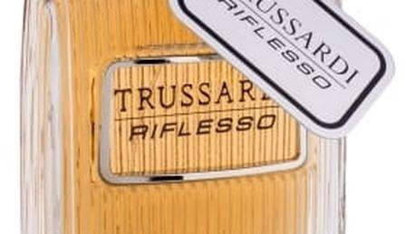 Trussardi Riflesso 100 ml toaletní voda tester pro muže