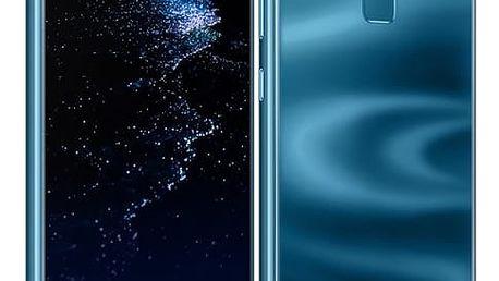 Mobilní telefon Huawei P10 Lite Dual SIM (SP-P10LITEDSLOM) modrý Fitness náramek Huawei Band 2 Pro černý v hodnotě 1 999 Kč + DOPRAVA ZDARMA