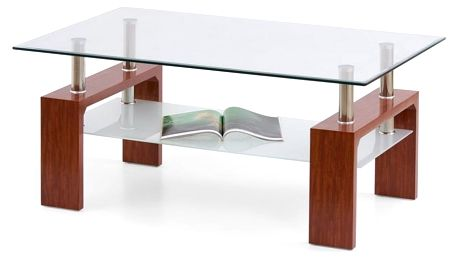 Konferenční stůl Diana Intro Halmar třešeň