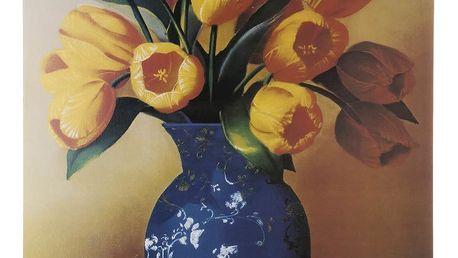 Obraz na stěnu - Tulipány žluté