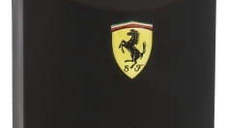 Ferrari Scuderia Ferrari Black 125 ml toaletní voda tester pro muže