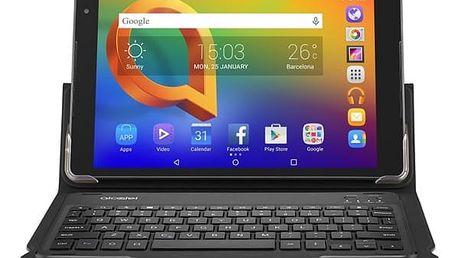 """Dotykový tablet ALCATEL A3 10"""" Wi-Fi 8079 + klávesnice (8079-2CALE15-3) černý + DOPRAVA ZDARMA"""