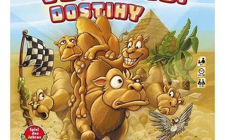 Hra Albi Velbloudí dostihy + Doprava zdarma