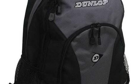 Dunlop (Sport) Batoh Dunlop Promo Back Pack - černá/šedá