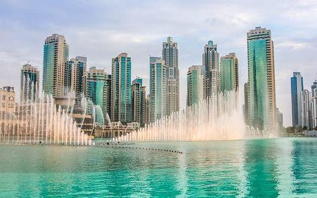 Zájezd na největší dostihy Dubaj Word Cup 28. 3. - 2. 4. 2018