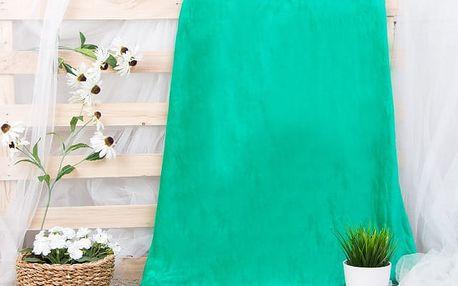 XPOSE ® Deka mikrovlákno - zelenkavá 150x200 cm