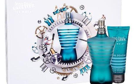 Jean Paul Gaultier Le Male EDT dárková sada M - EDT 125 ml + sprchový gel 75 ml
