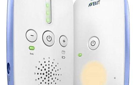 AVENT SCD501 - Digitální audio chůvička