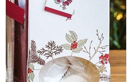 Dakls Vonný jíl v krabičce Vánoční tradice, sada 4 ks