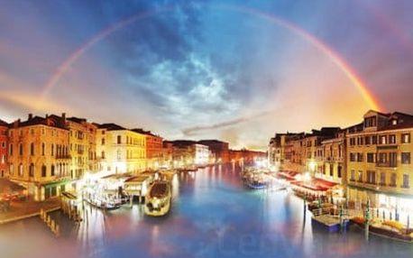 Pobyt v Benátkách v útulném hotelu v pravém benátském stylu
