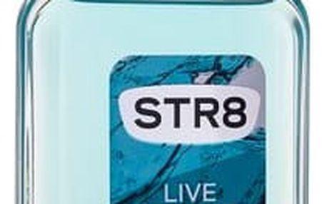 STR8 Live True 100 ml voda po holení M