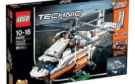 Stavebnice LEGO® Technic 42052 Helikoptéra na těžké náklady + Doprava zdarma