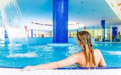 Maďarsko luxusně ve 4* hotelu u termálů