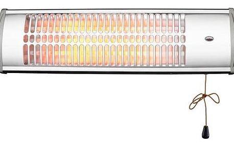 Zářič/ohřívač ELEM WTRHM15003 stříbrný + Navíc sleva 10 %