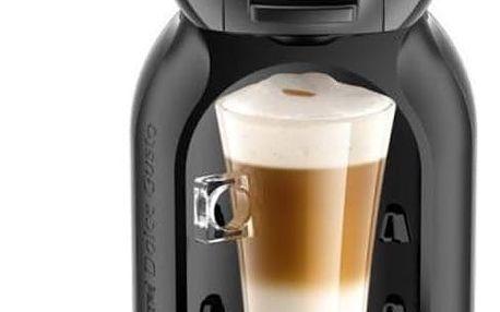 Kávovar na kapsle KRUPS NESCAFÉ Dolce Gusto Mini Me KP 1208, černá