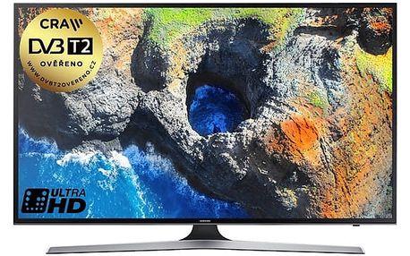 Televize Samsung UE55MU6172 černá + DOPRAVA ZDARMA