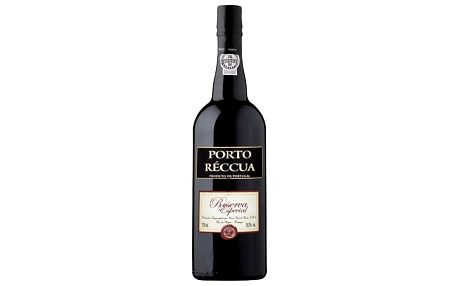 Porto Réccua Reserva Especial 0,75l