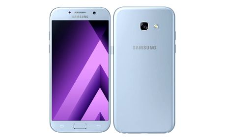 Mobilní telefon Samsung A5 (2017) (SM-A520FZBAETL) modrý