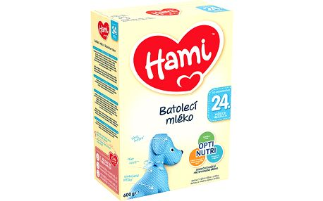HAMI 4 (600g) – kojenecké mléko