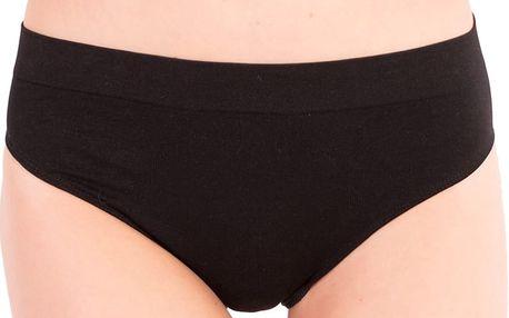 Dámské bezešvé kalhotky Molvy black