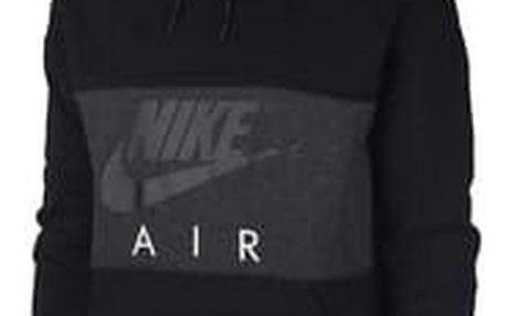 Pánská mikina Nike M NSW HOODIE PO AIR HO | 863758-010 | Černá | L