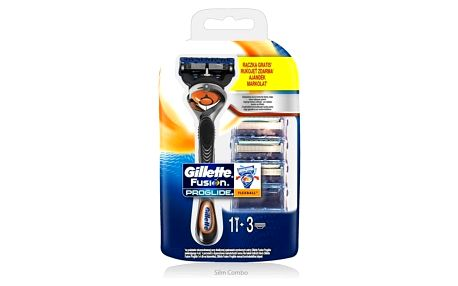 Gillette Proglide Flexball + hlavice 4 ks