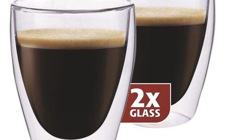 Příslušenství k espressu a kávovaru Maxxo Sklenice Coffee 235 ml