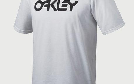 Tričko Oakley 50-Mark Ii Tee White Bílá