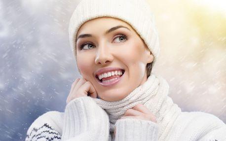 Expresní zimní ošetření pokožky v délce 30 minut