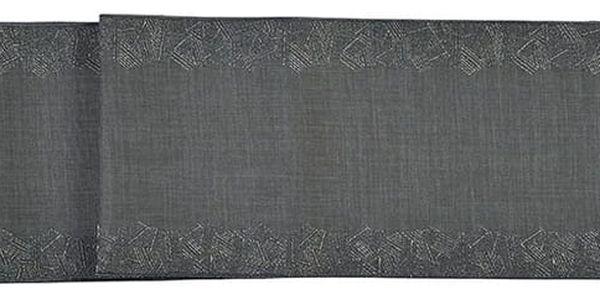 Sander Běhoun Illusion antracitová 20 x 160 cm