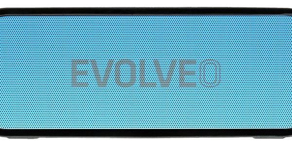 Přenosný reproduktor Evolveo GT8 (ARM-GT8-BLU) černé/modré2
