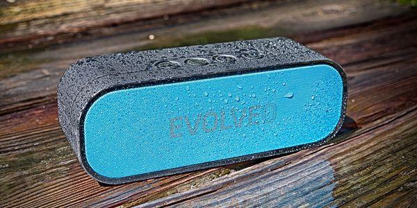 Přenosný reproduktor Evolveo GT8 (ARM-GT8-BLU) černé/modré4
