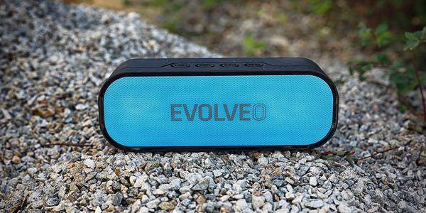 Přenosný reproduktor Evolveo GT8 (ARM-GT8-BLU) černé/modré5