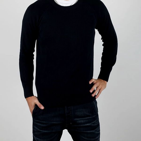 Svetr Diesel K-Alby Pullover Černá