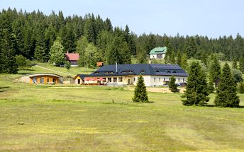 EA Horský hotel Hájenka