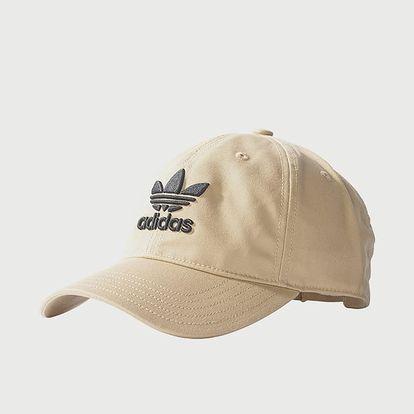 Kšiltovka adidas Originals TREFOIL CAP Béžová