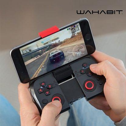 Bluetooth Gamepad pro Smartphone Wahabit BG-Pocket
