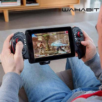 Bluetooth Gamepad pro Chytré Telefony a Tablety Wahabit BG-Telescopic