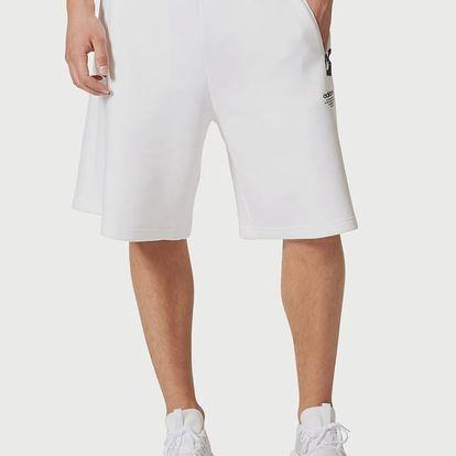 Kraťasy adidas Originals NMD D-SHORT Bílá