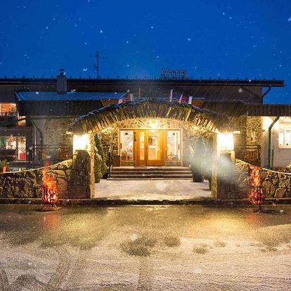 All Inclusive Vánoce v hotelu Nezábudka v Tatrách