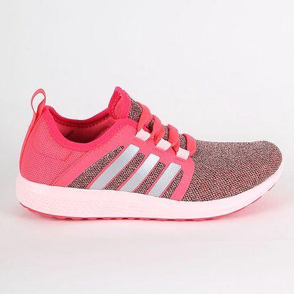 Boty adidas Performance fresh bounce w Růžová
