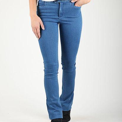Džíny Replay W8684 Trousers Modrá