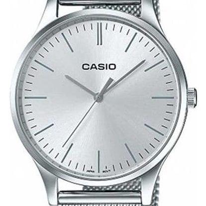 Casio LTP E140D-7A + nůž, pojištění hodinek, doprava ZDARMA, záruka 3 roky
