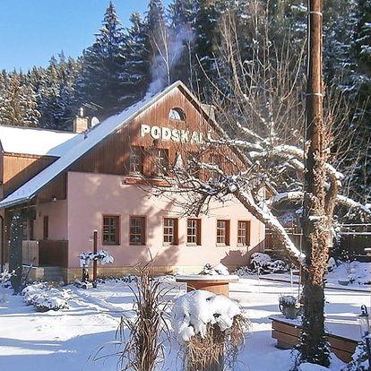 Aktivní dovolená v Adršpachu s možností zaslouženého wellness odpočinku