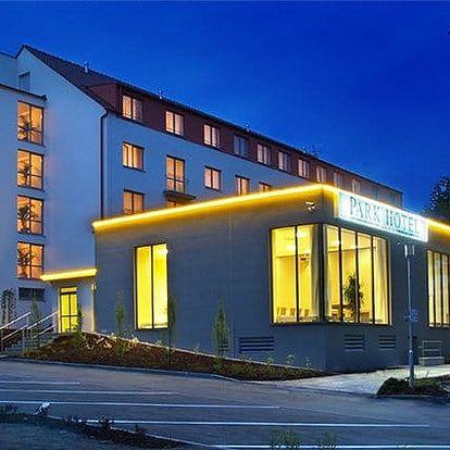 2–3denní wellness pobyt pro 2 v Parkhotelu Hluboká**** v jižních Čechách