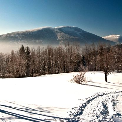 Aktivní turistický či lyžařský pobyt v Beskydech