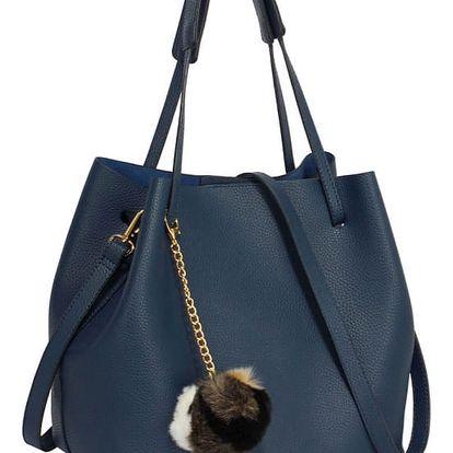 Dámská námořnicky modrá kabelka Boobi 190